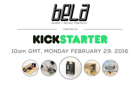 Bela and the D-Box on Kickstarter [and they're nailing it]